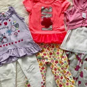 Carter's Shirts & Tops - Spring Bundle